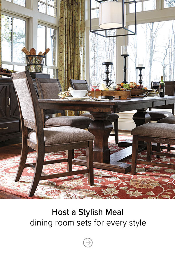Host a Stylish Meal
